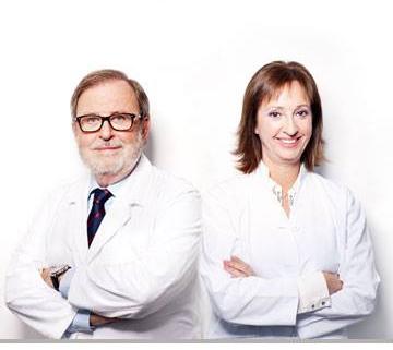 Dra Roge y Dr Asin Centro Dermatológico Estético Alicante