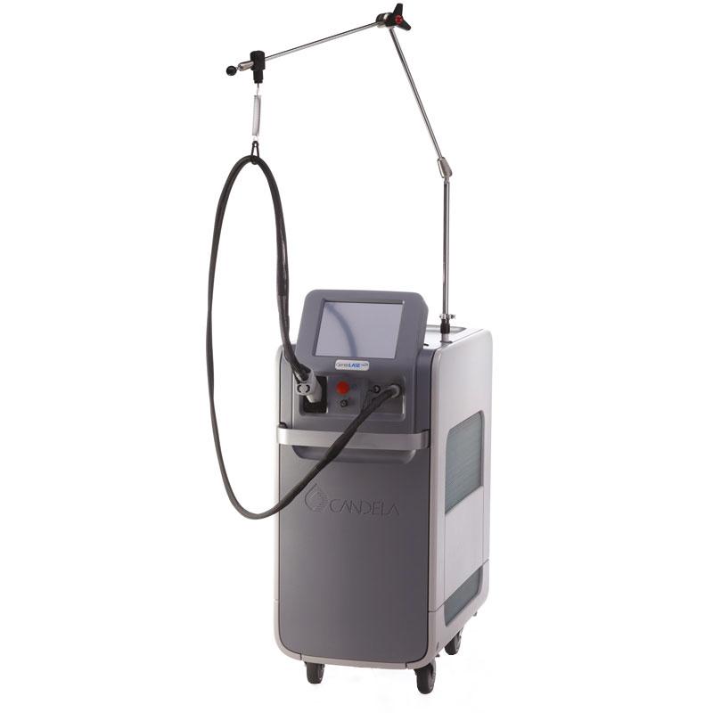 Tecnología de depilación Gentle Lase Pro de Candela